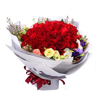 99朵红玫瑰/永恒的爱情