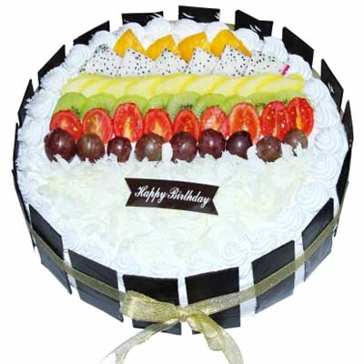 水果蛋糕/浪漫田園