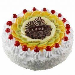 水果蛋糕/雪上诱惑