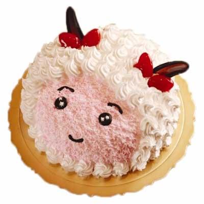 鲜奶蛋糕/美羊羊