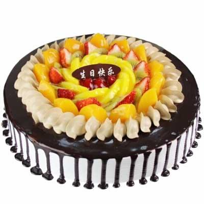 水果蛋糕/甜蜜团圆