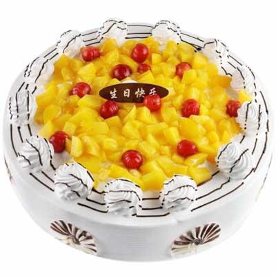 水果蛋糕/七夕滋味