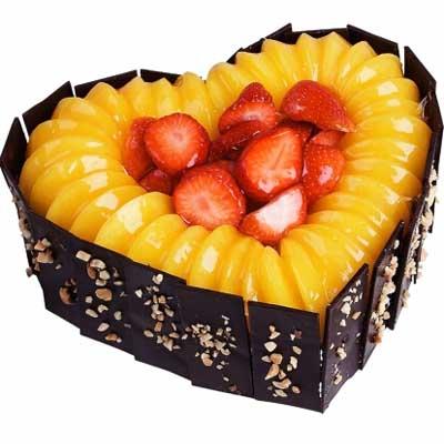 水果蛋糕/金色的梦幻