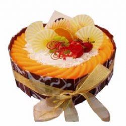 水果蛋糕/向日葵