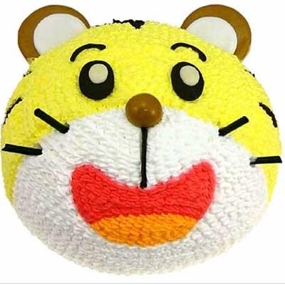 鲜奶蛋糕/快乐小虎