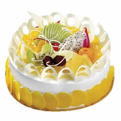 水果蛋糕/橙色時光,【主花材】·花名