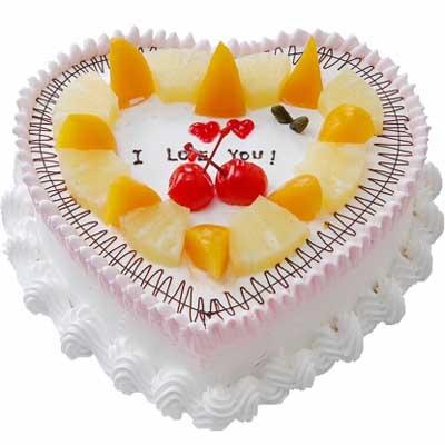 鲜奶蛋糕/深深爱恋