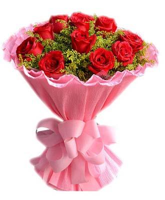 11枝紅玫瑰/愛情的祝福