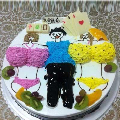 情趣蛋糕/左拥右抱