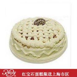 红宝石蛋糕/鲜奶栗子