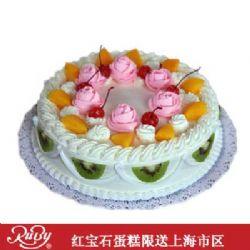 红宝石蛋糕/鲜奶蛋糕#29