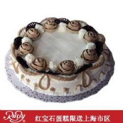 红宝石蛋糕/鲜奶蛋糕#18