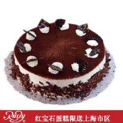 红宝石蛋糕/鲜奶蛋糕#21黑森林
