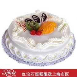 红宝石蛋糕/鲜奶蛋糕#24