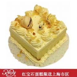 红宝石蛋糕/方形鲜奶蛋糕