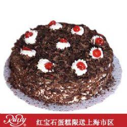 红宝石蛋糕/黑森林鲜奶蛋糕#23
