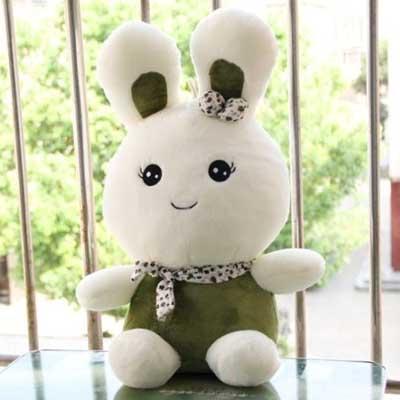 毛�q玩具/�L耳乖乖兔