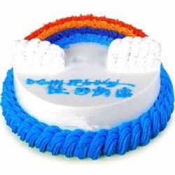 彩虹蛋糕/吉祥无边