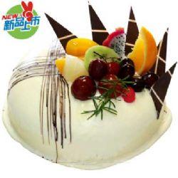 水果蛋糕/甜蜜之城
