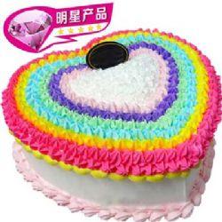 彩虹蛋糕/心中有你
