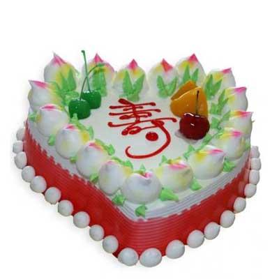 祝寿蛋糕/福寿无边