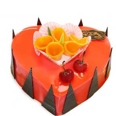 水果蛋糕/情有独钟