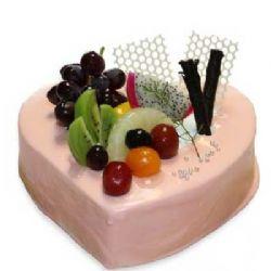 水果蛋糕/爱你的心