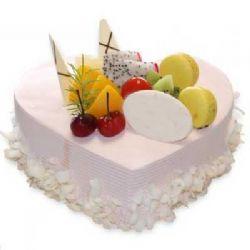 水果蛋糕/携手相伴