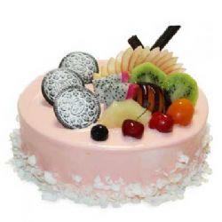 水果蛋糕/粉色爱恋