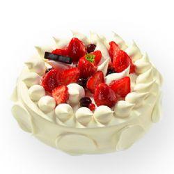水果蛋糕/纯美心情