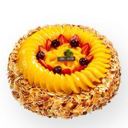 水果蛋糕/黄桃盛典