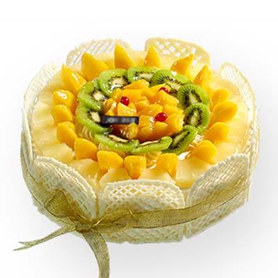 水果蛋糕/金色�r光