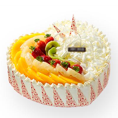 水果蛋糕/真�壑�吻