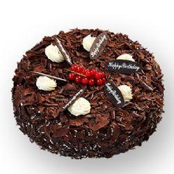 巧克力蛋糕/幸�\六�~草