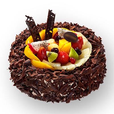 巧克力蛋糕/魔法骑士