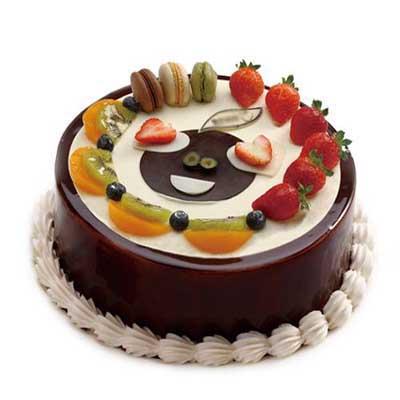 巧克力蛋糕/欢乐时光蛋糕