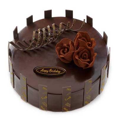 巧克力蛋糕/纯情玫瑰蛋糕
