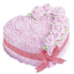 鲜奶蛋糕/心心相印