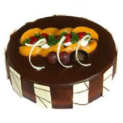 巧克力蛋糕/朱古力乐园