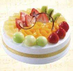 水果蛋糕/彩虹奇缘