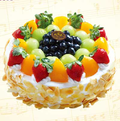 水果蛋糕/�{莓之夜