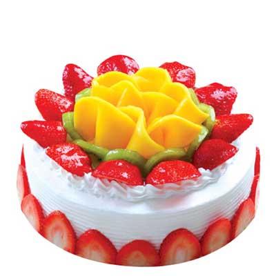 水果蛋糕/午后�光