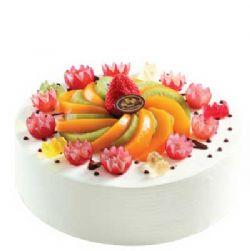 水果蛋糕/芒果鲜奶乐园