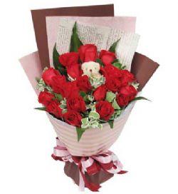 19枝红玫瑰/陪伴在你身边
