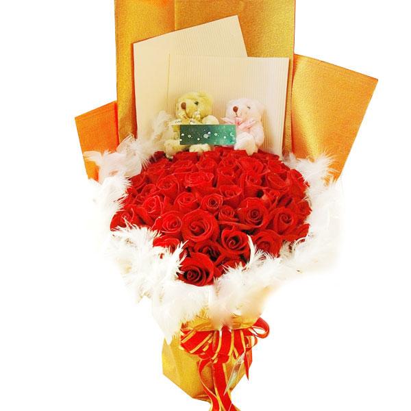 /嫁给我吧 (红玫瑰 爱情 友情 生日 七夕 圣诞)
