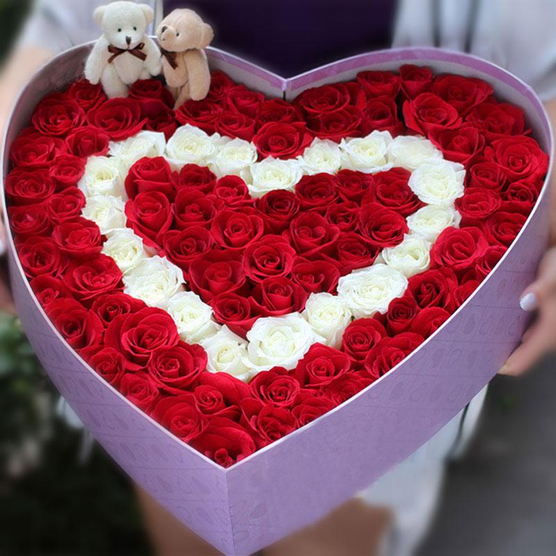 白玫瑰/星语星愿