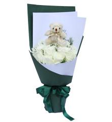 11枝白玫瑰/完美告白