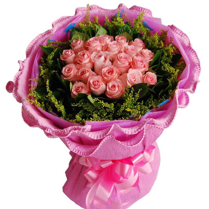 21枝戴安娜玫瑰/幸福的恋人