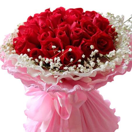 33朵红玫瑰/我喜欢你