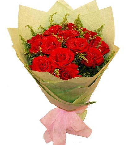 12朵红玫瑰/热恋玫瑰